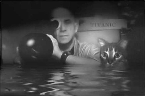 chris marker portrait guillaume-en-egypte titanic