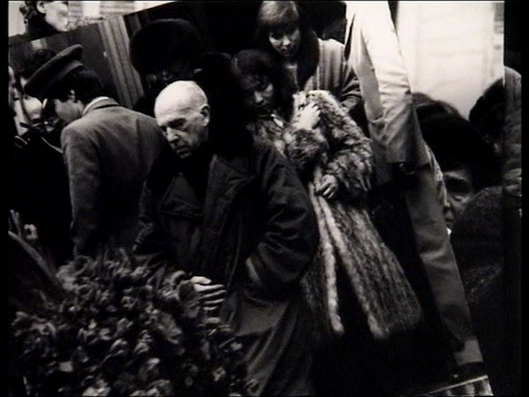 chris marker portrait 1987 enterrement Andrei Tarkovski